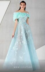 Mnm Couture K3804 Evening Dress Lowest Price Guarantee New Authentic