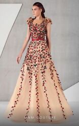 Mnm Couture K3786 Evening Dress Lowest Price Guarantee New Authentic