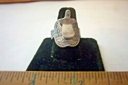 Made In Japan Later Cisco Kid Club Metal Saddle Adjustable Ring Last One