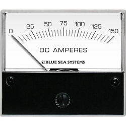Blue Sea Systems 8018 Dc Analog Ammeter 2-3/4 Face 0-150 Amperes