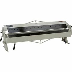 Klutch Box And Pan Brake - 48 1/4in.