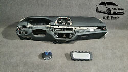Bmw G30 G31 Dashboard With Head Up Opening / Instrument Panel With Airbags