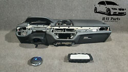 Bmw G30 G31 M5 F90 Dashboard With Head Up Opening Instrument Panel With Airbags