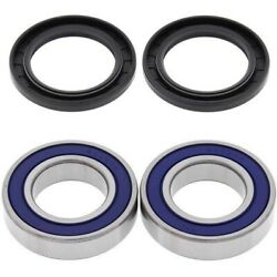 Rear Wheel Bearing And Seal Kit Boss Bearing Suzuki Lt-4wd 250 1987