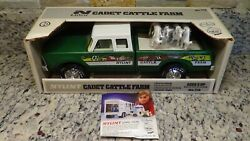 Rare 1979 Vintage Nylint 712 Ford F-150 F-100 Ranger Cattle Farm Truck W/ Cows