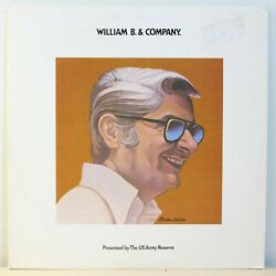 Michel Legrand - William B And Company - 1976 Army Reserve Interview 2 Lp