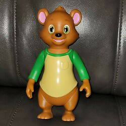 Disney Junior Just Play Goldie And Bear Poseable Bear Doll Figure Guc