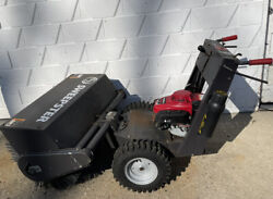 Sweepster 36 Walk-behind Sweepers Good Working Condition