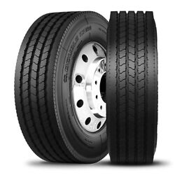 Tire Double Coin Rt500 235/75r17.5 Load J 18 Ply All Position Commercial