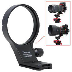 Lens Collar Tripod Mount Ring For Sigma 100-400mm F/5-6.3 Dg Dn Os Sony E-mount