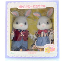 Reserved For Evcasp6457-4 Sylvanian Families 15th Anniversary Big Giant Happy Co
