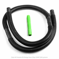 Oil Drain Kit Fit For Yamaha 4-stroke Outboard 15hp-150hp 1994+ Oil Change /hose