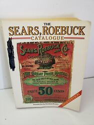 Vintage 1902 Edition Of Sears Roebuck Catalog 1162 Pages Original