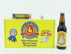 N Micro-trains Mtl Nsc Old Dominion Ne Beverage Express Reefer 2004 Convention