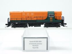 N Scale Atlas Master 40001858 Nh New Haven H16-44 Diesel Loco 592 Dcc Ready