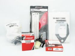 Mercury 8m0113483 Oem 300 Hour Service Kit For 40/50/60hp Outboards Std Gearcase