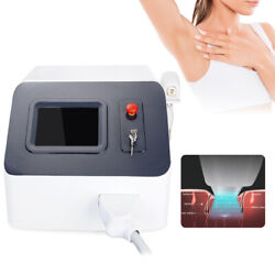 Professional 808nm Diode Laser Permanent Facial Body High Speed Hair Removal Spa