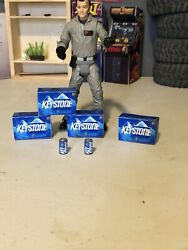 1/10 Scale Crawler Garage Accessories Keystone Light Beer Case X4 And 2 Cans