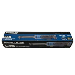 Hercules 12v Lithium Cordless 3/8 In. Extended Reach Ratchet - Tool Only New