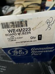 We4m223 Board W Buzzer Oven Range Ge Hotpoint General Electric New/installed