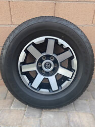 2020 Toyota 4 Runner Trd Rims, Wheels, Tires, And Lugs