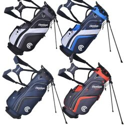 New Cleveland Golf 2021 Saturday Stand Bag 14-way Top - Pick The Color