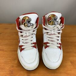 Very Rare Eastbay By Starter 49er Shoes