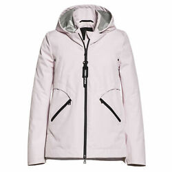 Creenstone Relaxed Fit Technical Femme Veste - Light Pink Toutes Tailles