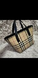 Authentic Burberry Small Tote $250.00