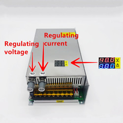 220vacto Dc 0-48vdc 1000w 20a Switch Power Supply Voltage And Current Adjusted