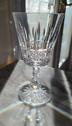 Waterford Crystal Kylemore Large Water/red Wine Goblets. Set Of 12 Gorgeous