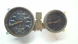For Parts Used Motorcycle Speedometer Odometer Tachometer Honda Xl Cb Unknown