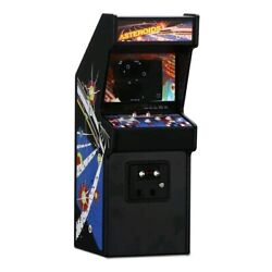 Asteroids - Replicade 16 Scale 12 Arcade Machine-nwtra-at-003-new Wave Toys