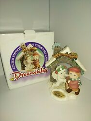 Dreamsicles Collectables A Christmas Carol Limited Edition 295/5000 Figurine