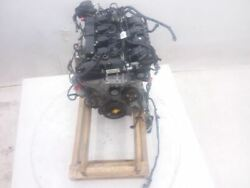 Engine 2.0l Vin 9 8th Digit Turbo Thru 11/18/15 Fits 13-16 Escape 505243