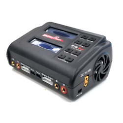 Ultra Power Up200 Duo 200w Dual Port Multi-chemistry Ac/dc Charger Up200duo
