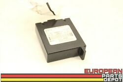 07 Bentley Continental Gtc Theft Chassis Control Module Oem 3w7951172