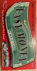 Classic Easy Money Board Game 2005 Sealed Brand New