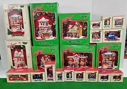 Department 56and039 A Christmas Story Large Collection 21 Pieceand039s Nib Rare