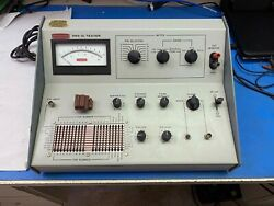 Beckman 999 IC tester vintage for up to 16 pin IC#x27;s