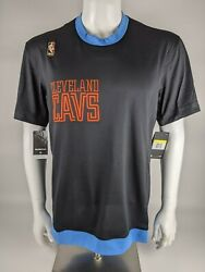 Nike Cleveland Cavaliers Team Issued Throw Back Nba Jersey Shirt Men Size Small