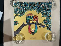 Marq Spusta Two Birds And Their Egg Gold Variant Open Eyes Xx/22 Full Size Print