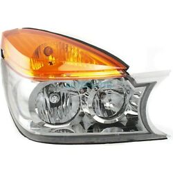 New Right Halogen Head Lamp Assembly Fits 2002-2003 Buick Rendezvous Gm2503226