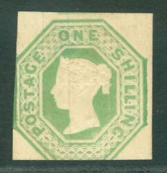 Sg 55 1/- Pale Green. A Fine Fresh Mint Example Without Gum, Large Margins On...