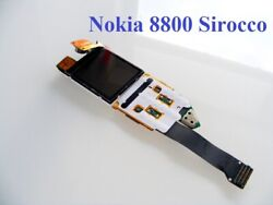 Lcd Display With Nokia 8800 Sirocco Flex New