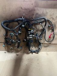 Mercury 135hp Dfi Optimax V6 2.5l Outboard Engine Wiring Harness 878084t4