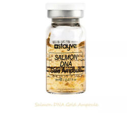 Stayve Bb Shine Glow Treatment Salmon Dna Gold Ampoule 1 Vial X 8 Ml Authentic