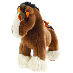 Rare Hermes Hermy Ppm Baby Horse Plush Doll Brown Toy Italy 60374