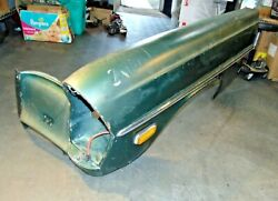 1967-72 Mercedes Benz W09-300sel Left Front Fender-rustfree-nice-t 2