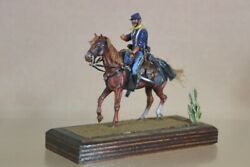Historex American Mounted Us Army Cavalry Trooper Nv